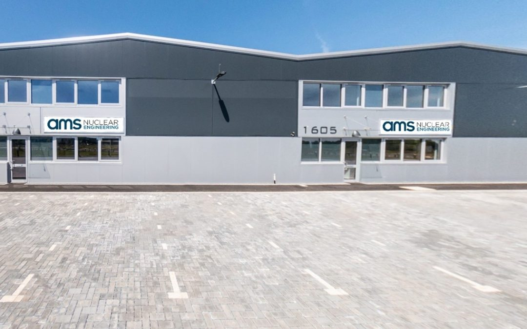 AMS Lease New Premises