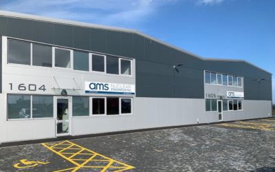 AMS Complete Move to New Premises